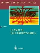 Cover-Bild zu Classical Electrodynamics von Greiner, Walter