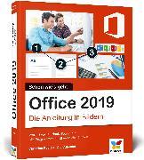 Cover-Bild zu Office 2019 von Peyton, Christine