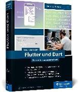 Cover-Bild zu Flutter und Dart von Marburger, Marc