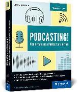 Cover-Bild zu Podcasting! von Vassilian, Larissa