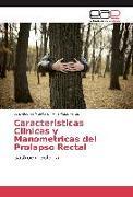 Cover-Bild zu Caracteristicas Clinicas y Manometricas del Prolapso Rectal