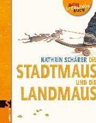 Cover-Bild zu Die Stadtmaus und die Landmaus (Midi-Ausgabe) von Schärer, Kathrin
