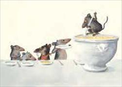 Cover-Bild zu Suppensch-mäuse Postkarten von Schärer, Kathrin (Illustr.)