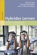Cover-Bild zu Hybrides Lernen von Klee, Wanda (Hrsg.)