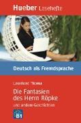 Cover-Bild zu Die Fantasien des Herrn Röpke und andere Geschichten (eBook) von Thoma, Leonhard