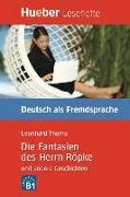 Cover-Bild zu Die Fantasien des Herrn Röpke und andere Geschichten von Thoma, Leonhard