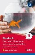 Cover-Bild zu Der neue Mitbewohner und andere Geschichten von Thoma, Leonhard