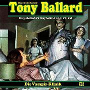 Cover-Bild zu eBook Tony Ballard, Folge 16: Die Vampir-Klinik