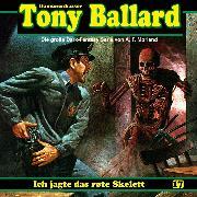 Cover-Bild zu eBook Tony Ballard, Folge 17: Ich jagte das rote Skelett