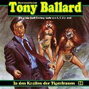 Cover-Bild zu eBook Tony Ballard, Folge 20: In den Krallen der Tigerfrauen