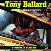 Cover-Bild zu eBook Tony Ballard, Folge 18: Horrorhölle Tansania
