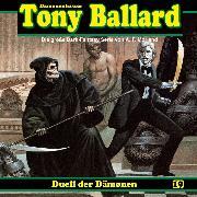 Cover-Bild zu eBook Tony Ballard, Folge 19: Duell der Dämonen