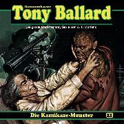 Cover-Bild zu eBook Tony Ballard, Folge 21: Die Kamikaze-Monster