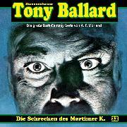 Cover-Bild zu eBook Tony Ballard, Folge 22: Die Schrecken des Mortimer K