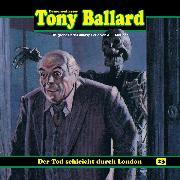 Cover-Bild zu eBook Tony Ballard, Folge 23: Der Tod schleicht durch London