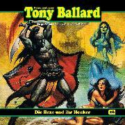 Cover-Bild zu eBook Tony Ballard, Folge 26: Die Hexe und ihr Henker