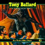 Cover-Bild zu eBook Tony Ballard, Folge 28: Der Teufel führt Regie