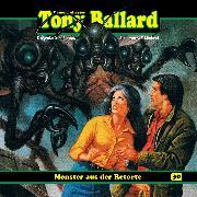 Cover-Bild zu eBook Tony Ballard, Folge 30: Monster aus der Retorte