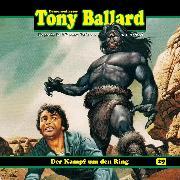 Cover-Bild zu eBook Tony Ballard, Folge 29: Der Kampf um den Ring