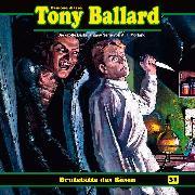 Cover-Bild zu eBook Tony Ballard, Folge 31: Brutstätte des Bösen