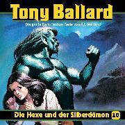 Cover-Bild zu eBook Tony Ballard, Folge 10: Die Hexe und der Silberdämon
