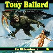 Cover-Bild zu eBook Tony Ballard, Folge 11: Das Höllenschwert