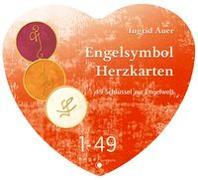 Cover-Bild zu Engelsymbol Herzkarten von Auer, Ingrid