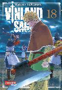 Cover-Bild zu Vinland Saga 18 von Yukimura, Makoto