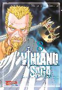Cover-Bild zu Vinland Saga 08 von Yukimura, Makoto