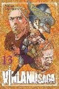 Cover-Bild zu Vinland Saga, Band 13 von Yukimura, Makoto