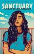 Cover-Bild zu Sanctuary - Flucht in die Freiheit von Mendoza, Paola