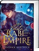 Cover-Bild zu Der letzte Rabe des Empire von Hertweck, Patrick