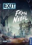 Cover-Bild zu EXIT - Das Buch: Die Frau im Nebel von Brand, Inka