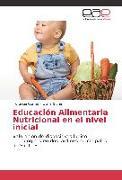 Cover-Bild zu Educación Alimentaria Nutricional en el nivel inicial