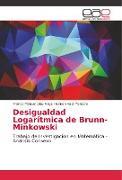 Cover-Bild zu Desigualdad Logarítmica de Brunn-Minkowski