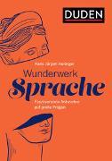Cover-Bild zu Wunderwerk Sprache von Heringer, Hans Jürgen