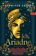 Cover-Bild zu Ich, Ariadne von Saint, Jennifer