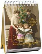 Cover-Bild zu Fröhliche Weihnachtsgrüße