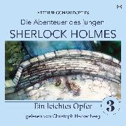 Cover-Bild zu eBook Sherlock Holmes: Ein leichtes Opfer