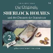 Cover-Bild zu eBook Sherlock Holmes und der Daumen des Ingenieurs