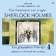 Cover-Bild zu eBook Sherlock Holmes: Ein grausames Prinzip