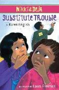 Cover-Bild zu Nikki and Deja: Substitute Trouble von English, Karen