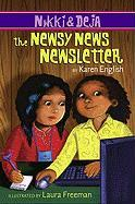 Cover-Bild zu Nikki and Deja: The Newsy News Newsletter von English, Karen