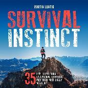 Cover-Bild zu Survival Instinct (Audio Download) von Luntig, Martin
