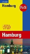 Cover-Bild zu Falk Cityplan Hamburg 1:20 000-1:27 000. 1:20'000