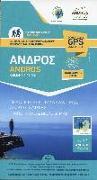Cover-Bild zu Andros. 1:27'000