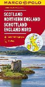 Cover-Bild zu Großbritannien Schottland, England Nord. 1:300'000
