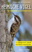 Cover-Bild zu Heimische Vögel ganz nah von Fiedler, Wolfgang