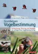Cover-Bild zu Grundwissen Vogelbestimmung von Moning, Christoph