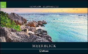 Cover-Bild zu GEO SAISON: Meerblick 2022 - Wand-Kalender - Reise-Kalender - Poster-Kalender - 58x36 von teNeues Calendars